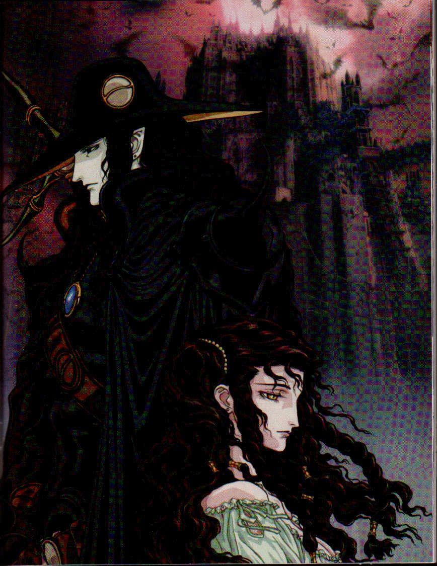 Violetthunder Vampire Hunter D Bloodlust Gallery